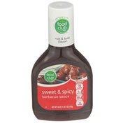 Food Club Sweet & Spicy Barbecue Sauce