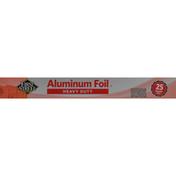 First Street Aluminum Foil, Heavy Duty, 25 Square Feet