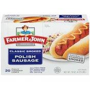 Farmer John Classic Smoked Polish Sausage