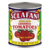 Sclafani Extra Thick Crushed Tomatoes