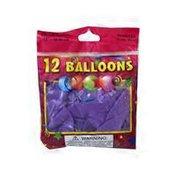 """Winntex 12"""" Round Lavender Balloon"""