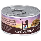 Hill's Science Diet Ideal Balance Savory Venison Recipe Canned Adult Cat Food