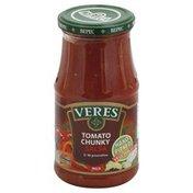 Veres Salsa, Tomato Chunky, Mild