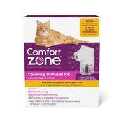 Farnam Pet Comfort Zone Cat Calming Diffuser Kit
