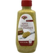 Hannaford Spicy Brown Mustard