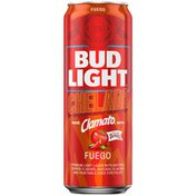 Bud Light Chelada Fuego Made with Clamato Beer