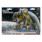 Anagram SuperShape Foil Balloon Transformers Dark of the Moon