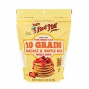 Bob's Red Mill Pancake & Waffle Mix, 10 Grain