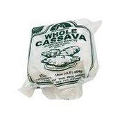 Whole Cassava