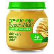 Beech-Nut Harvest Dinners Chicken, Apple & Corn