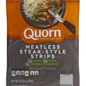 Quorn Strips, Steak-Style, Meatless