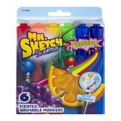Mr. Sketch Scented Washable Markers - 6 CT