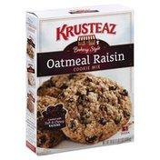 Krusteaz Cookie Mix, Oatmeal Raisin, Box