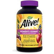 Nature's Way Alive!® Women's Gummy Multivitamin
