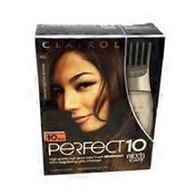 Clairol Perfect 10 by Nice 'n Easy Hair Color - 5G Medium Golden Brown