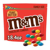 M&M's Peanut Butter Chocolate Candy