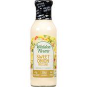 Walden Farms Dressing, Sweet Onion