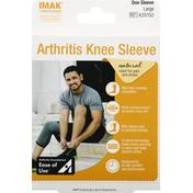 IMAK Arthritis Knee Sleeve, Large