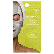 DERMA E Purifying 2 in 1 Charcoal Mask Packet