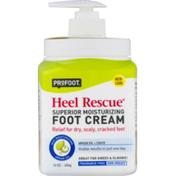 ProFoot Foot Cream, Superior Moisturizing, Fragrance Free