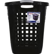 Sterilite Laundry Basket, Black