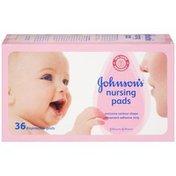 Johnson's® Contour Shape Pads Nursing Pads