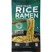Lotus Foods Organic Jade Pearl Rice Ramen Noodles