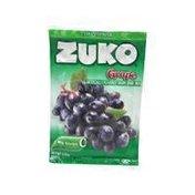 Zuko Drink Mix With Vitamin C, Grape