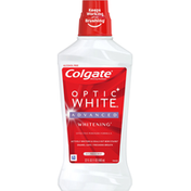 Colgate Whitening Mouthwash, Advanced, Icy Fresh Mint