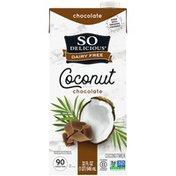 So Delicious Dairy Free UHT Chocolate Coconutmilk