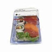 Mai Sushi Tuna & Salmon Nigiri Roll Combo