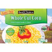 Best Choice Family Pack Sweet Whole Cut Corn