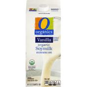O Organics Soymilk, Organic, Vanilla