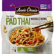 Annie Chuns Noodle Bowl, Pad Thai, Thai-Style, Medium