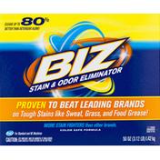 BIZ Stain & Odor Eliminator, HE