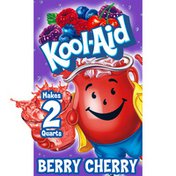 Kool-Aid Unsweetened Berry Cherry Artificially Flavored Powdered Soft Drink Mix