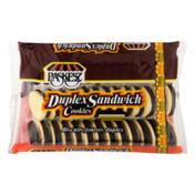 Paskesz Sandwich Cookies Duplex
