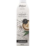 Elmhurst Hemp and Oat Beverage, Barista Edition