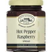 Robert Rothschild Farm Spread, Gourmet, Hot Pepper Raspberry