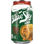 Blue Sky Zero Sugar Root Beer Soda