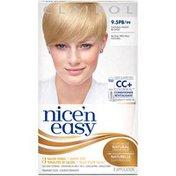 Clairol Nice 'n Easy, 9.5PB/99 Natural Palest Blonde, Permanent Hair Color, 1 Kit Female Hair Color
