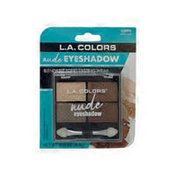 L.A. Colors Softy Nude Nudes Eyeshadow