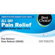 Best Choice Naproxen Sodium Tablets