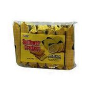 Sunflower Crackers Lemon Cream Sandwich Tub