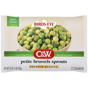 C&W Petite Brussels Sprouts