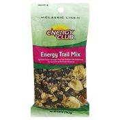 Energy Club Trail Mix, Energy