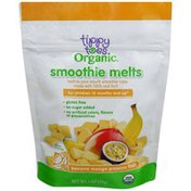 Tippy Toes Organic Banana Mango Passion Fruit Smoothie Melts