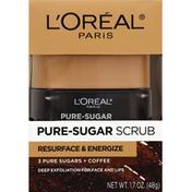 L'Oreal Scrub, Pure-Sugar