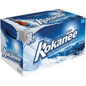 Kokanee Glacier Beer Beer