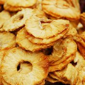 Woodstock Farms Low Sugar Dried Pineapple Rings
